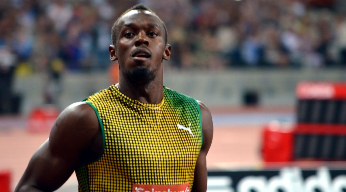 Usain Bolt Ebook