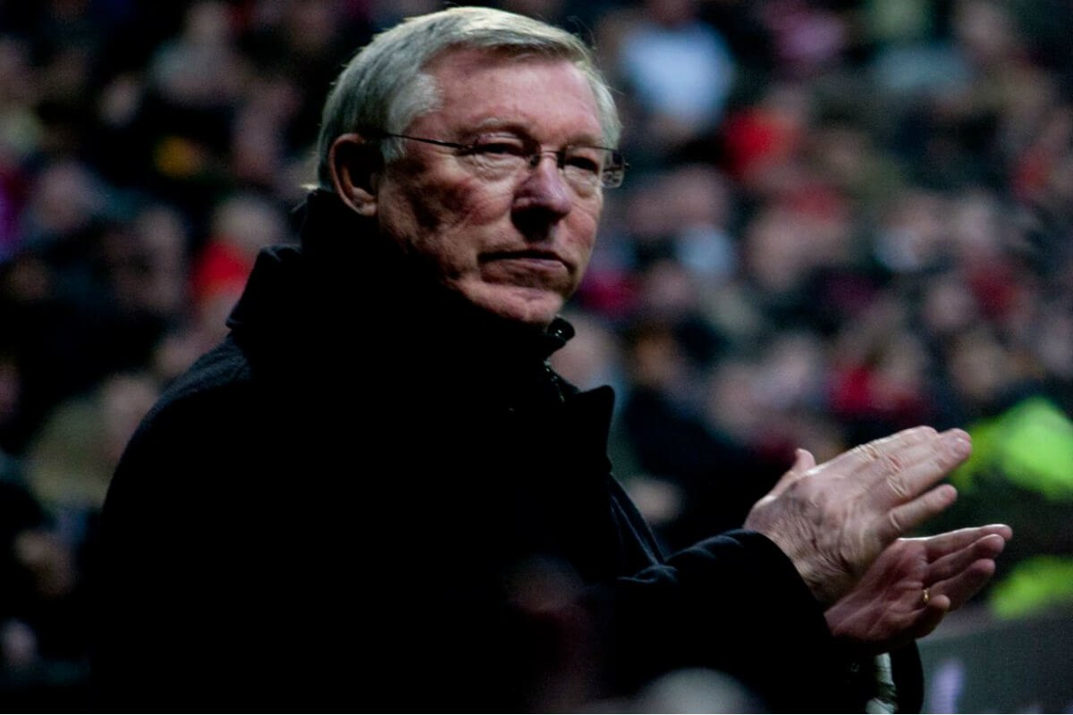 Ebook Sir Alex Ferguson Bahasa Indonesia